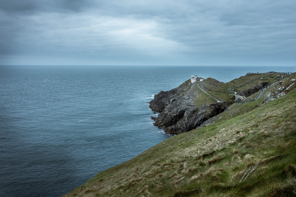 La pointe du Mizen Head, début de ce road trip en Irlande sur la Wild Atlantic Way.