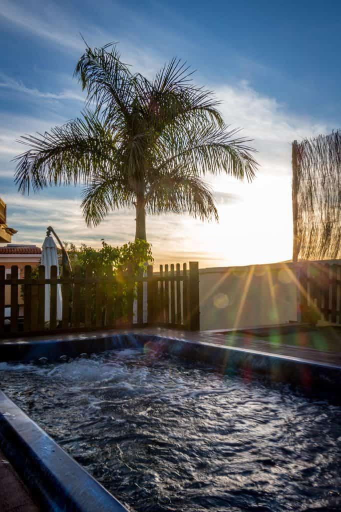 Location avec piscine à Tenerife